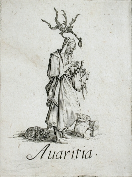 Anger/Jacques Callot